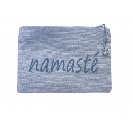 Pochette Plate Namaste