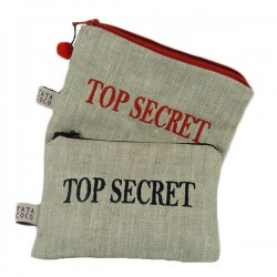 Pochette TOP SECRET