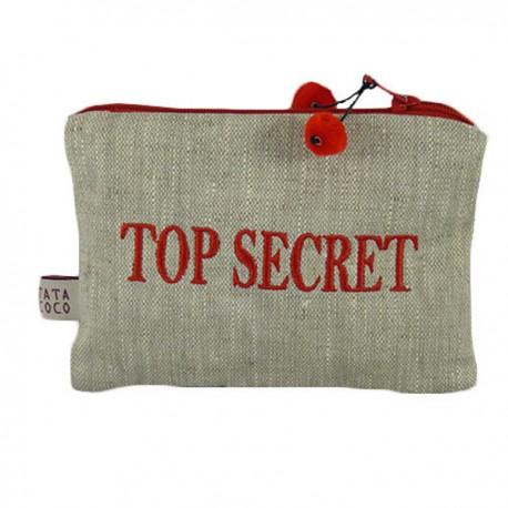 Pochette TOP SECRET